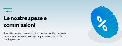 schermata commissioni sito ufficiale oanda broker