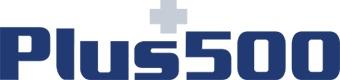logo plus500 tron